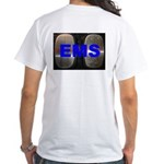Paddles EMS White T-Shirt