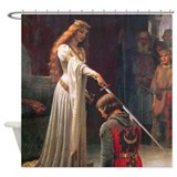 The Accolade by Leighton Shower Curtain