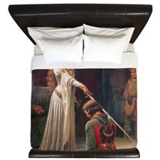 The Accolade by Leighton King Duvet