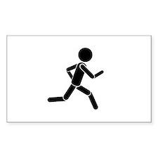 Runner Stickers