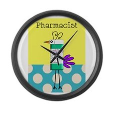 Pharmacy Large Wall Clock