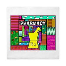 Pharmacy Queen Duvet