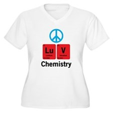 Peace LuV Chemistry T-Shirt
