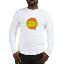 Hope and Love Long Sleeve T-Shirt