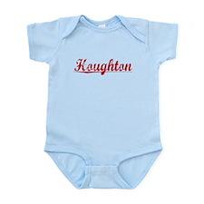 Houghton, Vintage Red Infant Bodysuit