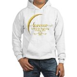 Dated Forever is Only the Beginning Jumper Hoodie