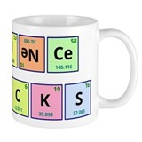 Science Rocks Tasse