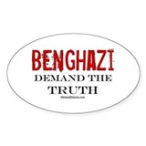 Benghazi Truth Bumper Stickers