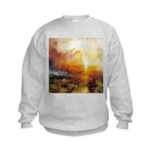 Slave Ship by Turner Sweatshirt