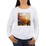 Slave Ship by Turner Women's Long Sleeve T-Shirt