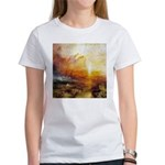 Slave Ship by Turner Women's T-Shirt