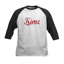 Kime, Vintage Red Tee