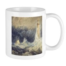 Bell Rock Lighthouse by Turner Small Mug