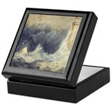 Bell Rock Lighthouse by Turner Keepsake Box