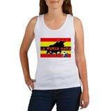 La Furia Roja Women's Tank Top