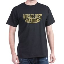 World's Best Zadie T-Shirt
