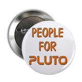 "People for Pluto (O) 2.25"" Button (10 pack)"