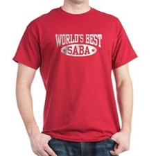 World's Best Saba T-Shirt