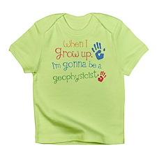 Kids Future Geophysicist Infant T-Shirt