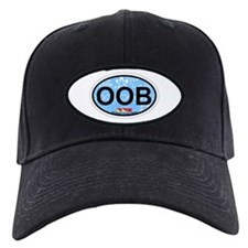 Old Orchard Beach ME - Oval Design. Baseball Hat