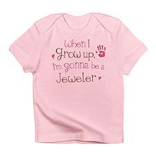 Kids Future Jeweler Infant T-Shirt