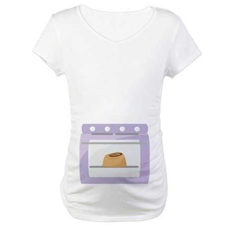 Bun In The Oven Pregnancy Maternity T-Shirt