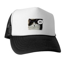 Political Cat Humor Trucker Hat