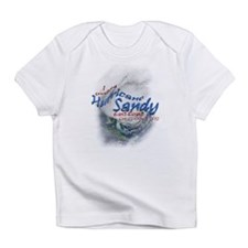 Hurricane Sandy Survivor: Infant T-Shirt