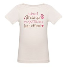 Kids Future Loan Officer Tee