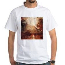 Mount Vesuvius in Eruption by Turner Shirt