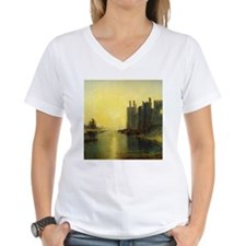 Caernarvon Castle by Turner Shirt