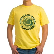 Hurricane Sandy Survivor 2012 T