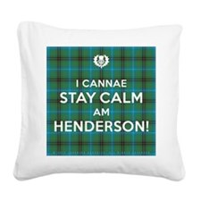 Henderson Square Canvas Pillow