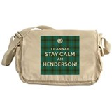 Henderson Messenger Bag