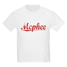 Mcphee, Vintage Red T-Shirt
