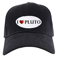 I (heart) Pluto - Baseball Hat