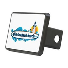 Old Orchard Beach ME - Surf Design. Hitch Cover