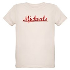Micheals, Vintage Red T-Shirt