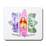 What would They have done? Mousepad