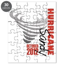 Hurricane Sandy 2012 Puzzle