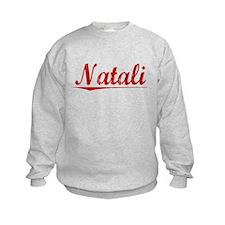 Natali, Vintage Red Jumpers