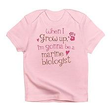 Future Marine Biologist Infant T-Shirt