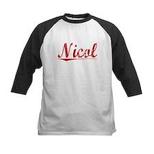Nicol, Vintage Red Tee
