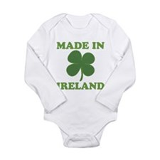 Made in Ireland Body Suit