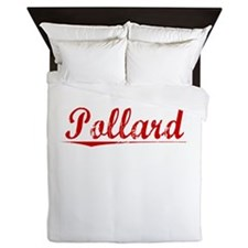 Pollard, Vintage Red Queen Duvet