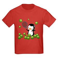Tennis Penguin T