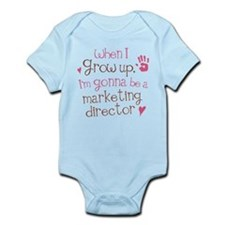 Future Marketing Director Infant Bodysuit