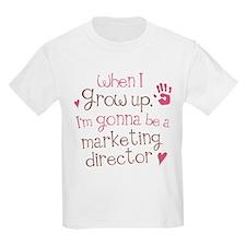 Future Marketing Director T-Shirt
