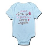 Future Mining Engineer Infant Bodysuit