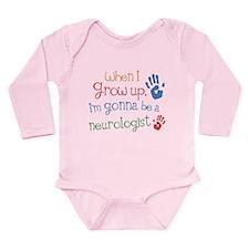 Kids Future Neurologist Baby Suit